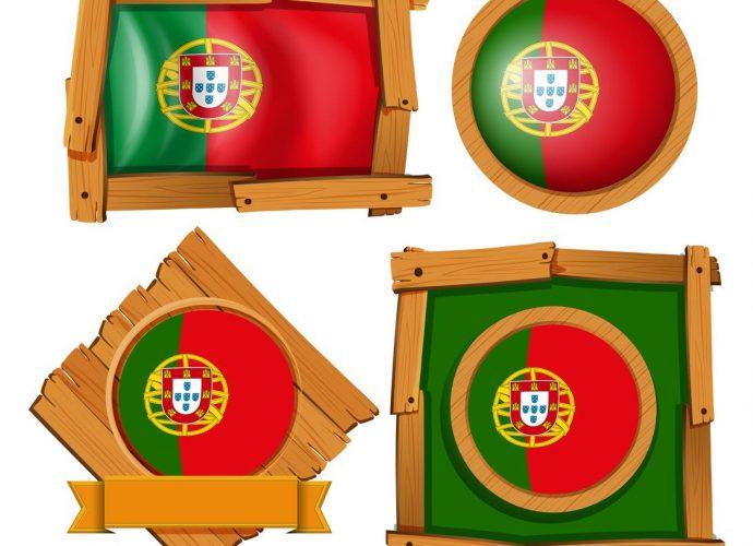 Старинная столица Португалия Коимбра