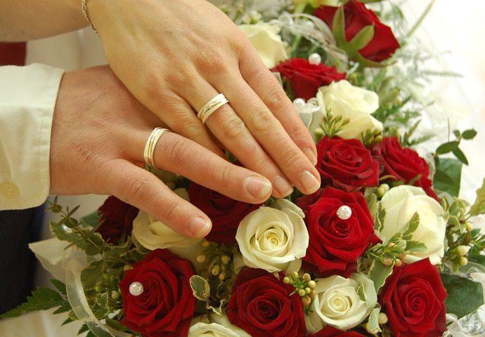 свадьба за границей.