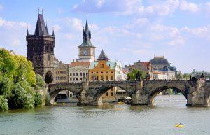 Незабываемая свадьба в Праге.