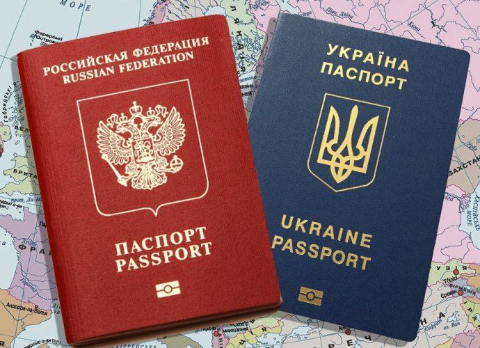 гражданство Украины для детей.